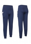 Sweatpants Women's Navy With Phone Pockets [20201017-4]