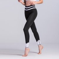 Women's Running Tights Sexy Black Yoga Pants Workout Leggings