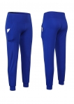 Sweatpants Women's Blue With Phone Pockets [20201017-3]