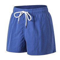 Men's Beach Swimming Shorts Blue With Pockets