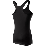 Women's Running Tank Tops Black Quick Dry Yoga Singlet [20180910-1]