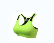 Women's Yoga Bras Tank Supportive Wireless Green Running Workout Sports Bras [20181013-3]