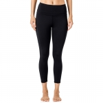 Women's Yoga Pants With Pockets For Phone Black High Waist Workout Leggings